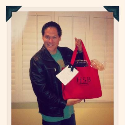 David Gray Swag Bag