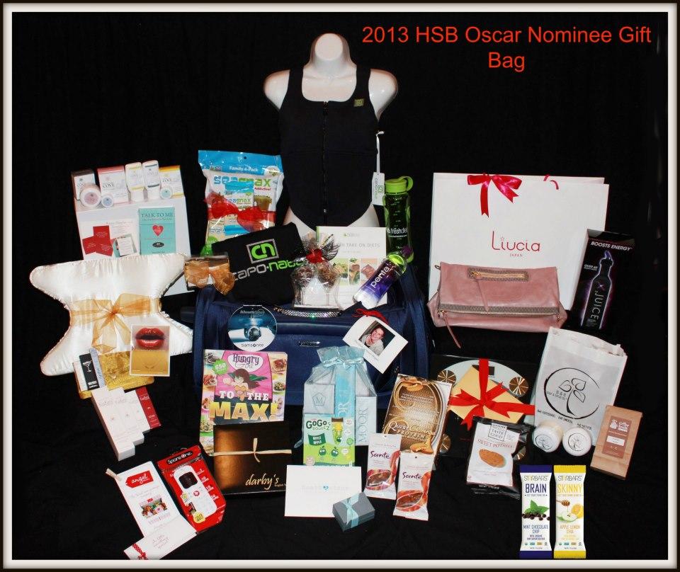 Oscar Swag Bag 2013