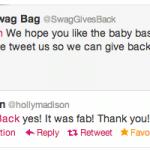 Holly Madison Tweet