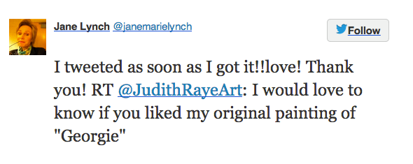 Jane Lynch JRP