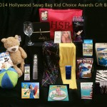2014 Hollywood Swag Bag Kids Choice Awards Gift Bag