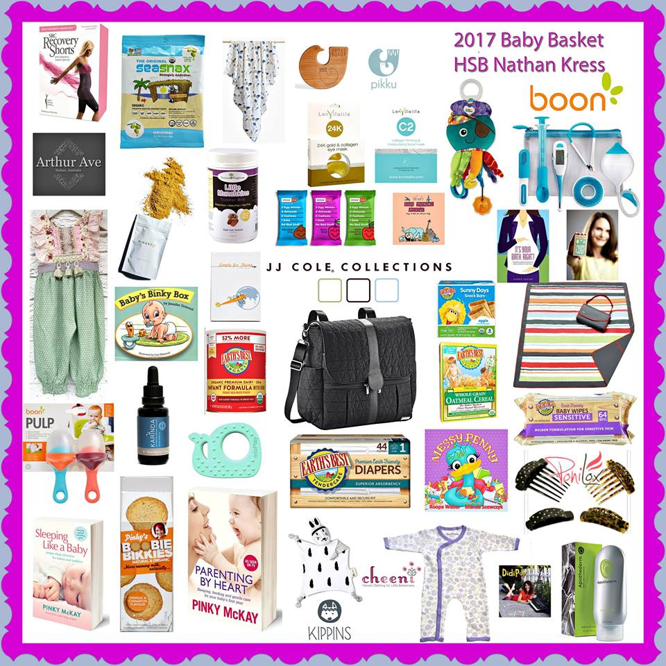 Baby Gift Delivery London : Hollywood baskets gifts baby basket to nathan kress and